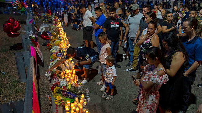 El Paso shooting: 22 now dead from Walmart shooting at Cielo Vista
