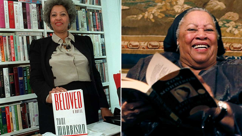 Toni Morrison, author of 'Beloved' and 'Home,' dies at age 88