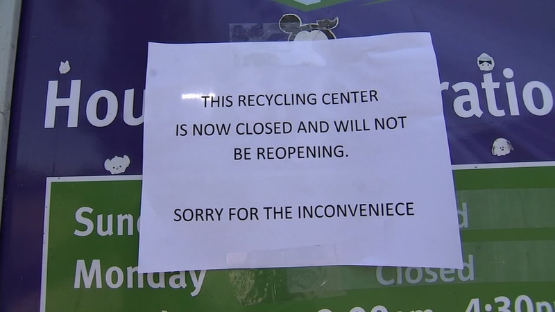 CA's largest recycling center chain closes all locations