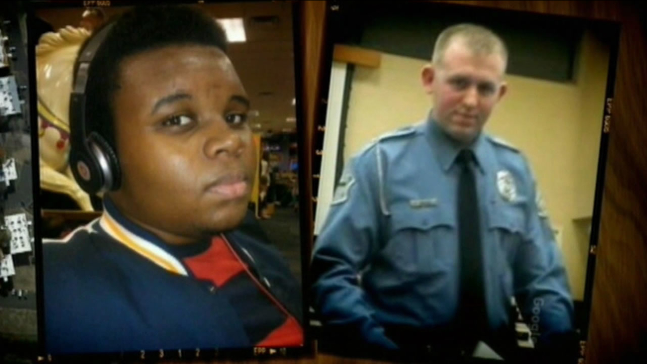 The U.S. Justice Department did not find enough evidence to prosecute Darren Wilson, the officer who fatally shot Michael Brown last summer.
