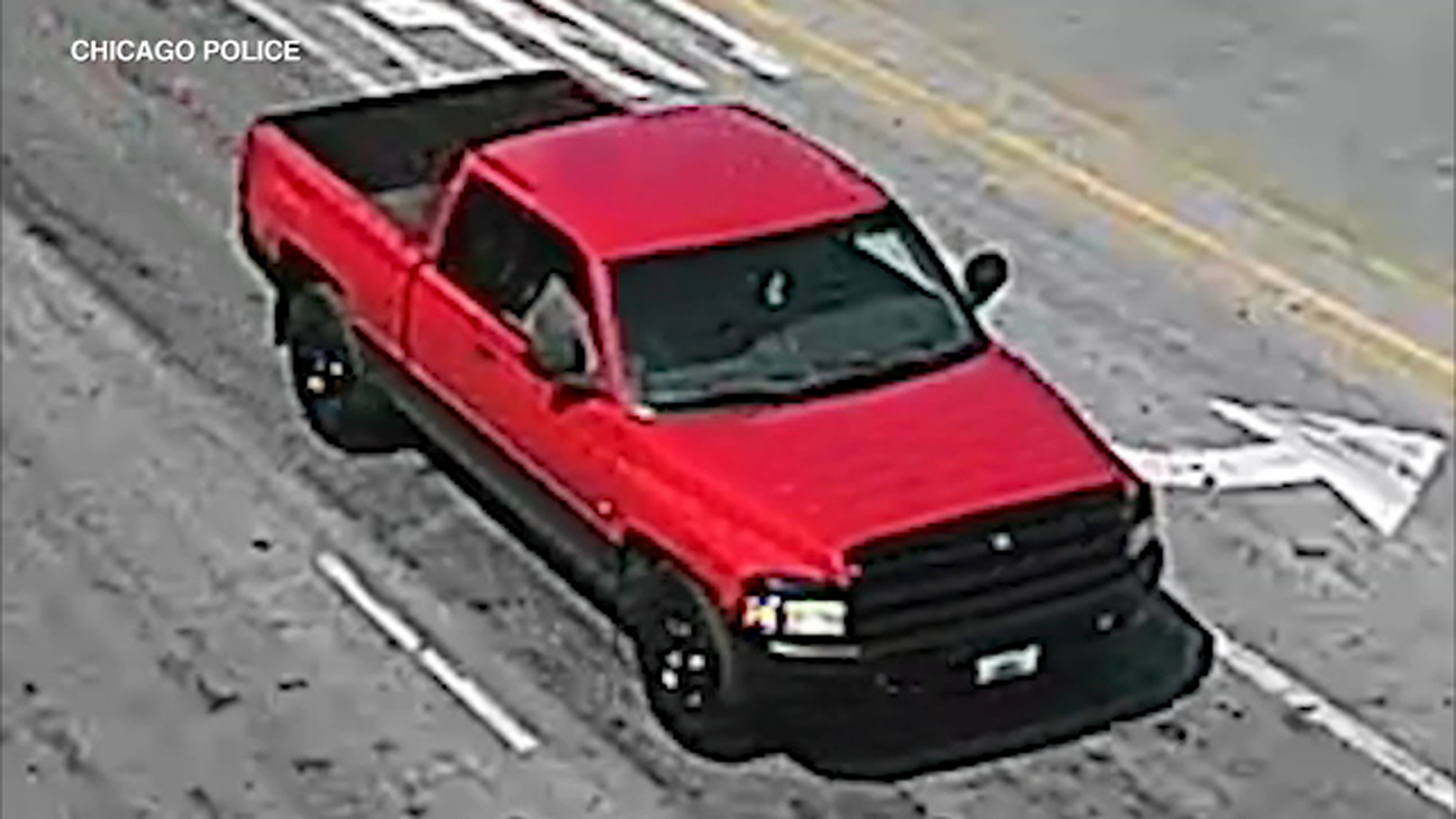 Images Released Of Pickup Wanted In Far South Side Fatal Hit And Run