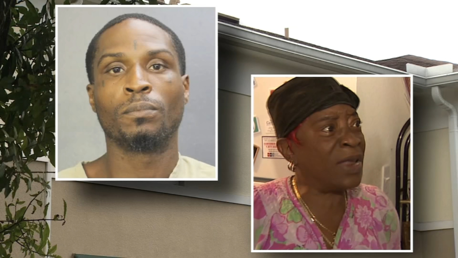 61-year-old woman fights off home intruder