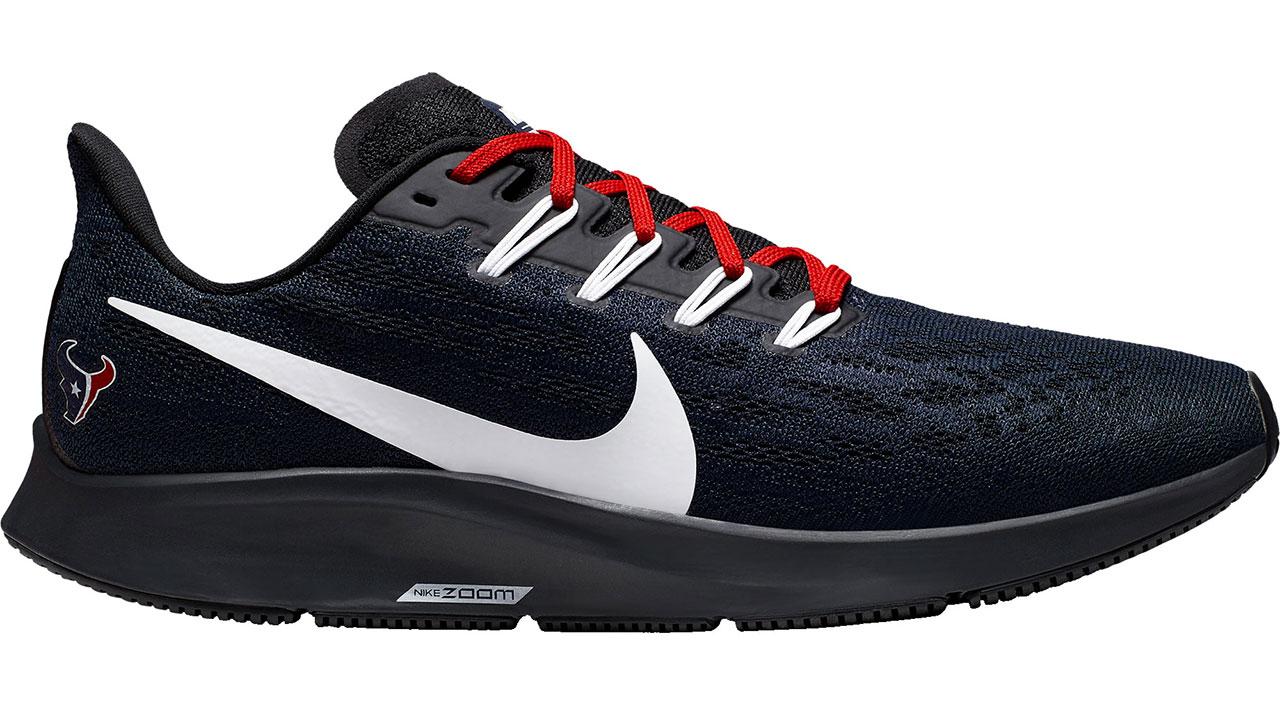 Houston Texans-themed Nike Air Zoom