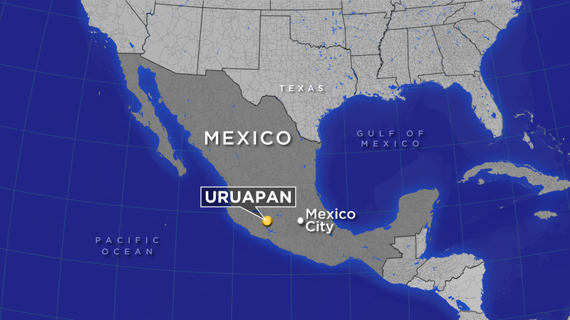 Mexico gang feud: 19 bodies found in Michoacan
