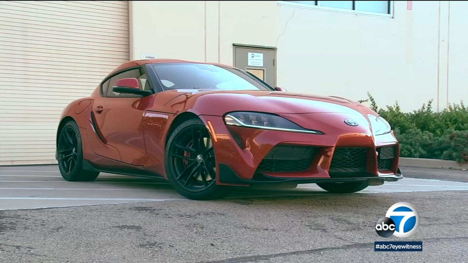 Toyota Supra returns after 22-year absence