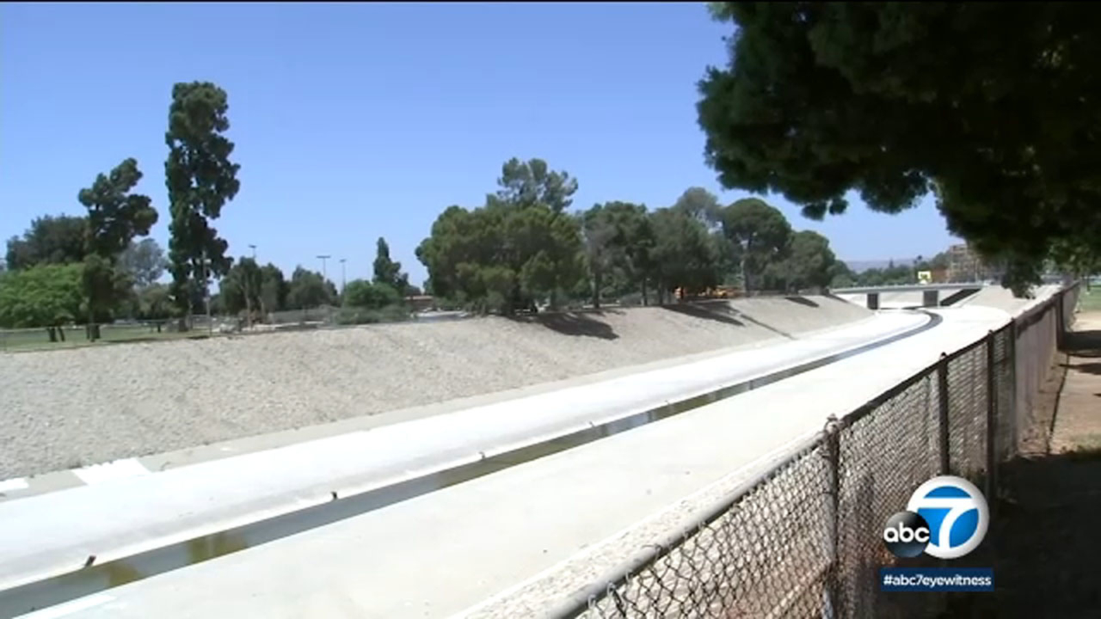 Councilman introduces pilot program for cleanups, patrols of L.A. River in San Fernando Valley