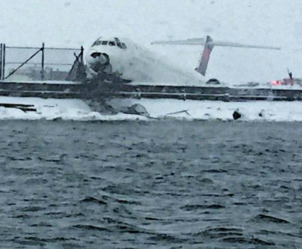 "<div class=""meta image-caption""><div class=""origin-logo origin-image none""><span>none</span></div><span class=""caption-text"">Photos of a plane that skidded off the runway at LaGuardia Airport on March 5, 2015.  (NYPD)</span></div>"
