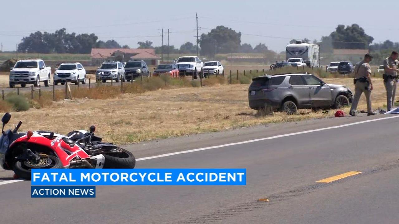 Parlier High School teacher killed in motorcycle crash in