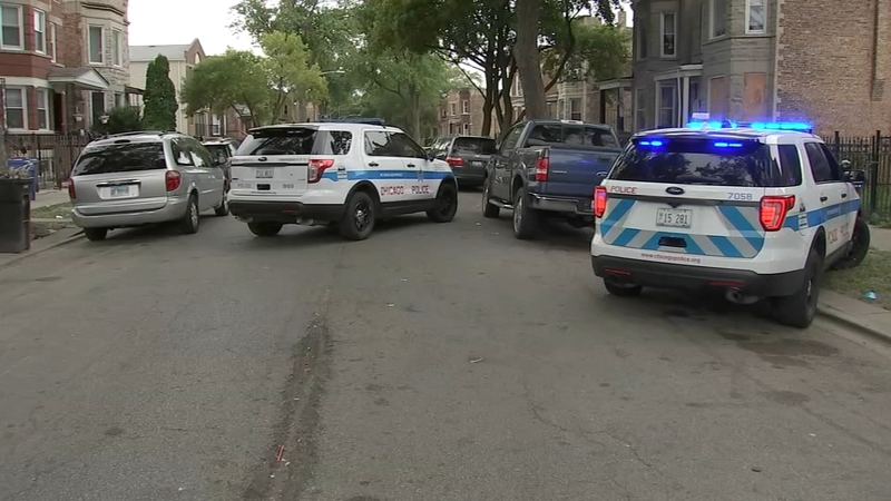 47 shot, 5 fatally in Chicago weekend shootings