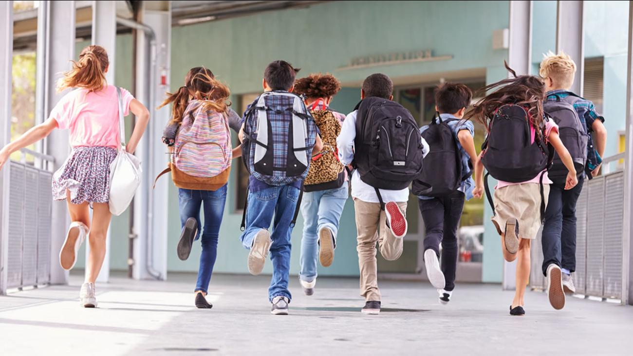 LIST: Bay Area back-to-school dates | abc7news com