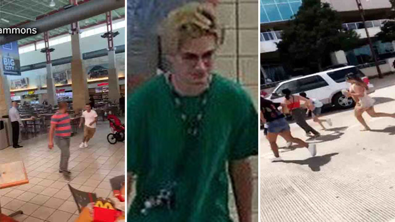 Memorial City Mall Halloween 2020 Memorial City Mall scare: Camera captures person of interest