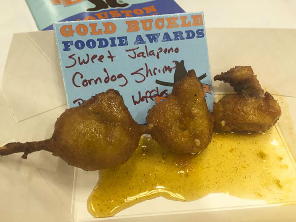 """<div class=""""meta image-caption""""><div class=""""origin-logo origin-image none""""><span>none</span></div><span class=""""caption-text"""">Here are the winners and other entries at the Houston Livestock Show and Rodeo's 7th Annual Annual Gold Buckle Foodie Awards (KTRK Photo/ Michael King)</span></div>"""
