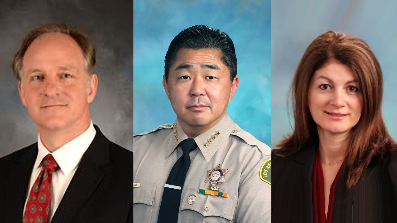 Los Angeles County sheriff's detective sentenced to 3 years