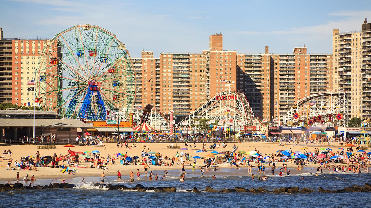 Coney Island S Luna Park Hosts Contest To Name New Ride