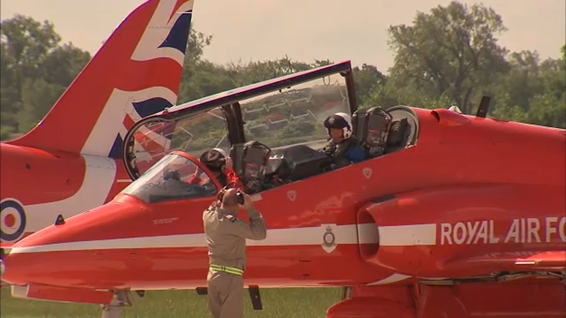 Chicago Air and Water Show 2019: British Royal Air Force's