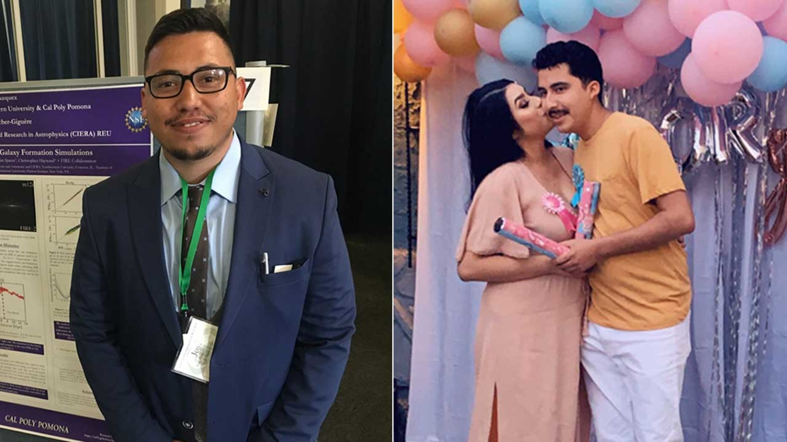2 deceased victims in South Los Angeles shooting ID'd as UC Irvine grad student, father-to-be