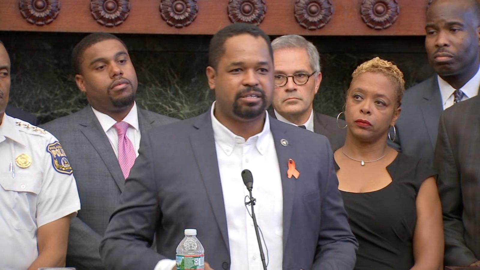 Pennsylvania politicians call for gun control in wake of Philadelphia shooting
