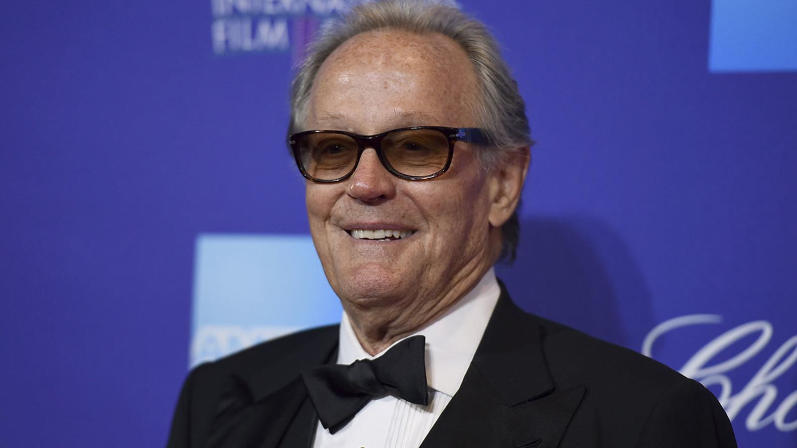 Actor Peter Fonda dies at 79, rep confirms