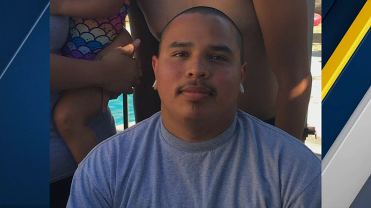 Suspect sought in shooting death of San Fernando father of 3