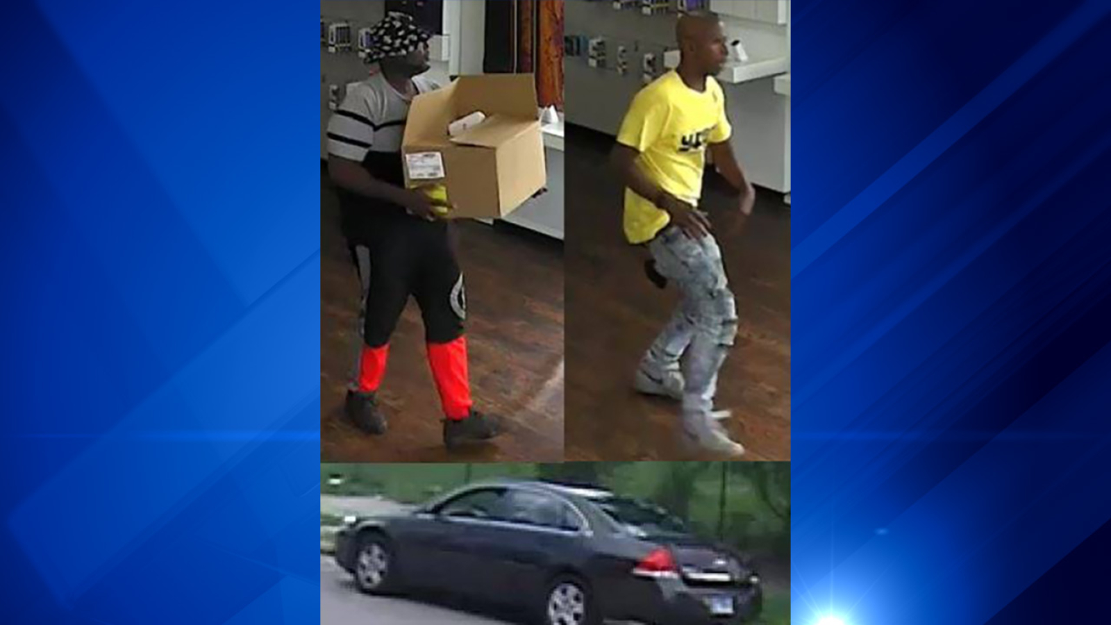 Police looking for men in connection with Back of the Yards armed robbery