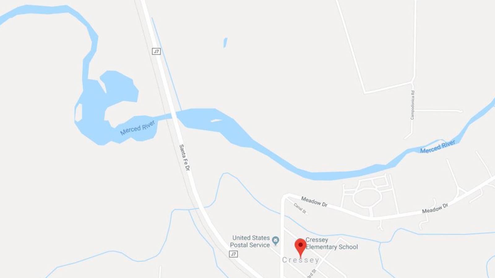Rescue crews searching for man who went missing in Merced River