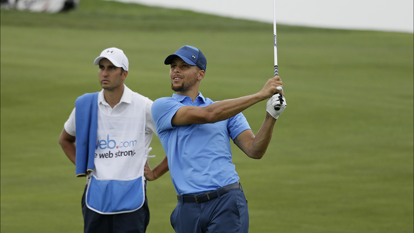 Steph Curry to announce donation to fund Howard University golf program, report says