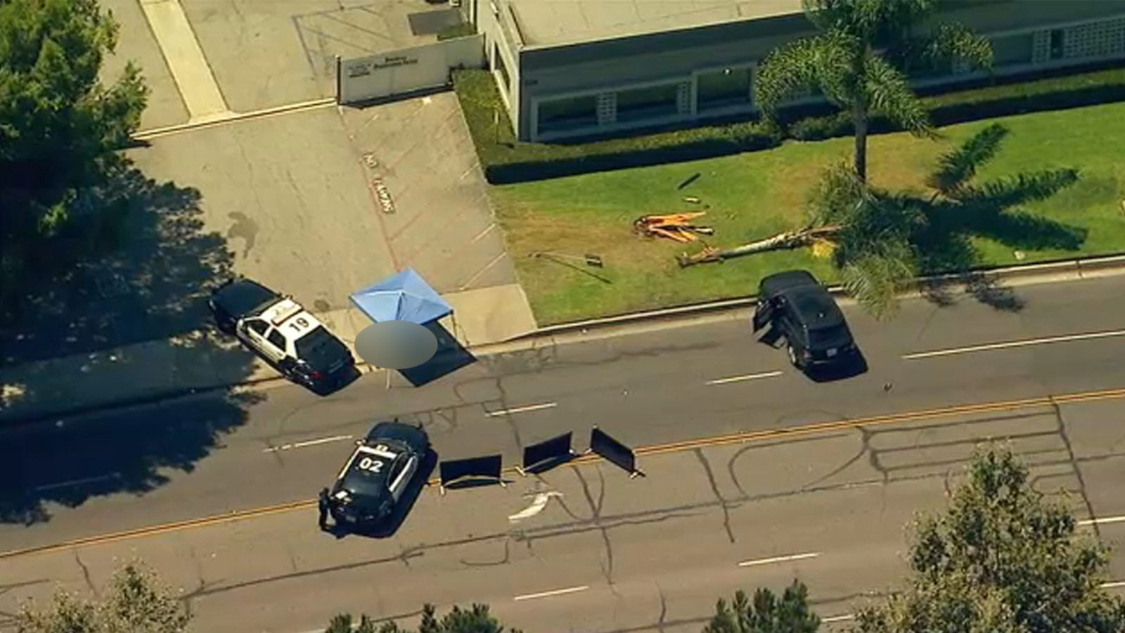 Fullerton: Traffic stop leads to fatal officer-involved shooting with Buena Park police