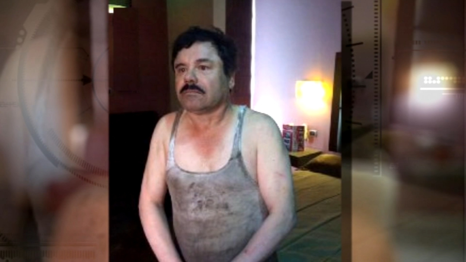 Chicago witness targeted by El Chapo cartel hustled to secure location