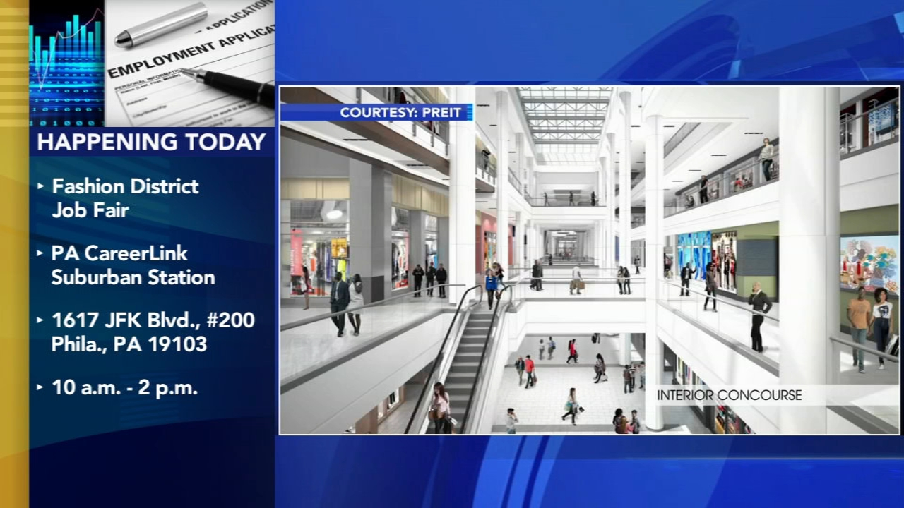 Fashion District Job Fair looks to hire 1,000