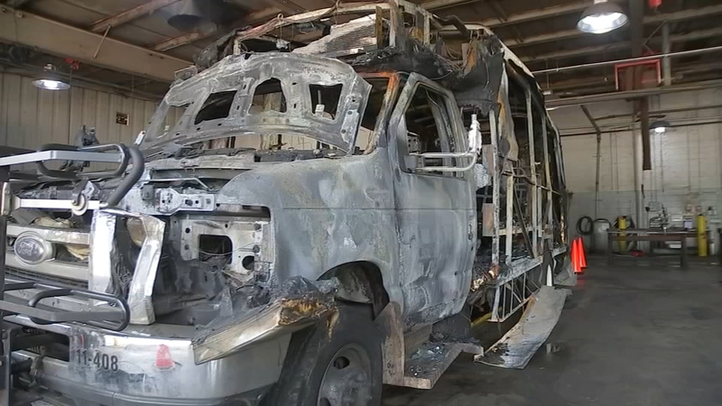 Fayetteville Bus That Exploded Was 8 Years Old Converted Twice Leaders Say