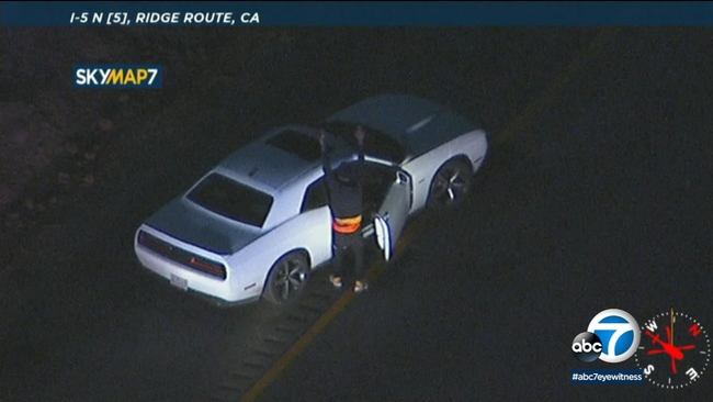 High speed chase | abc7 com