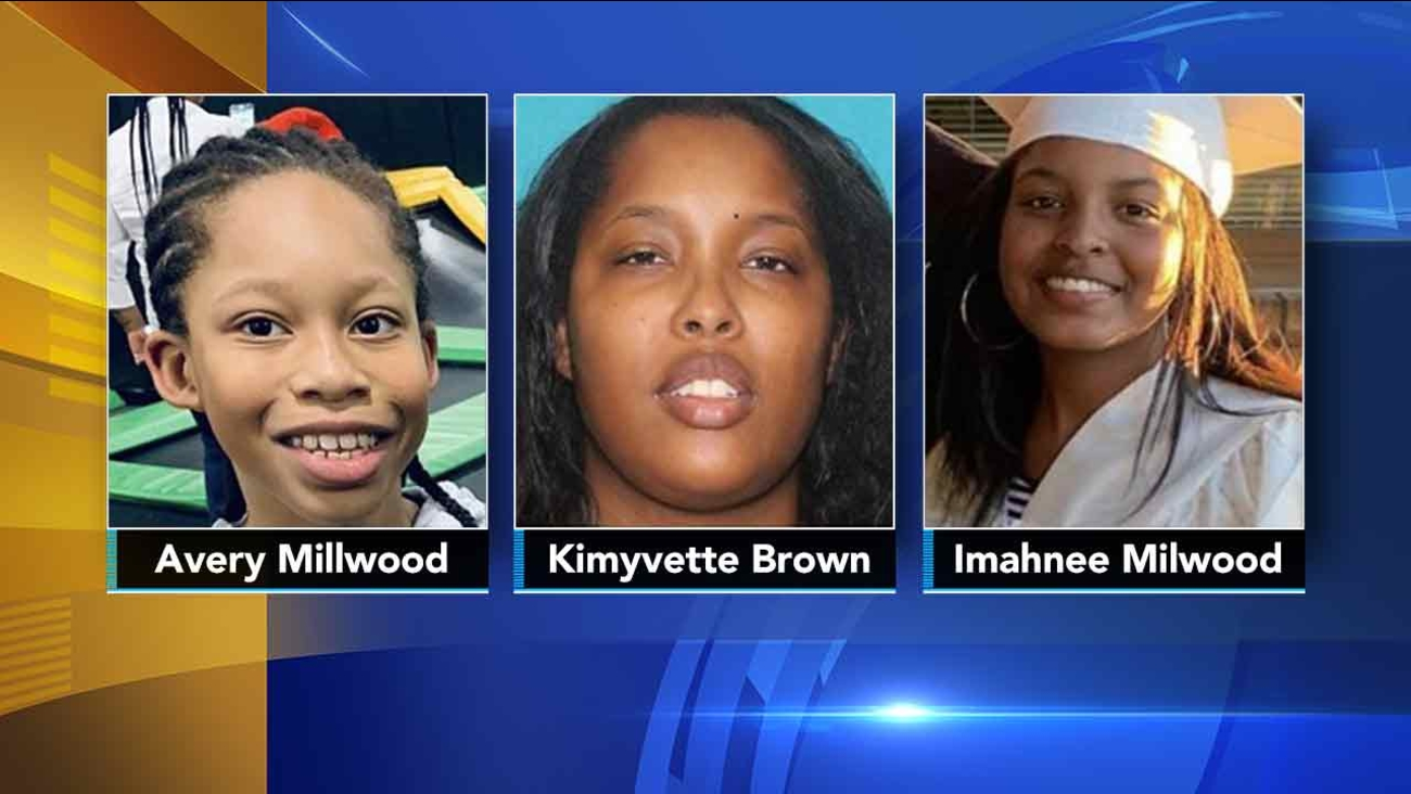 MISSING PERSONS: Mother and two children missing from