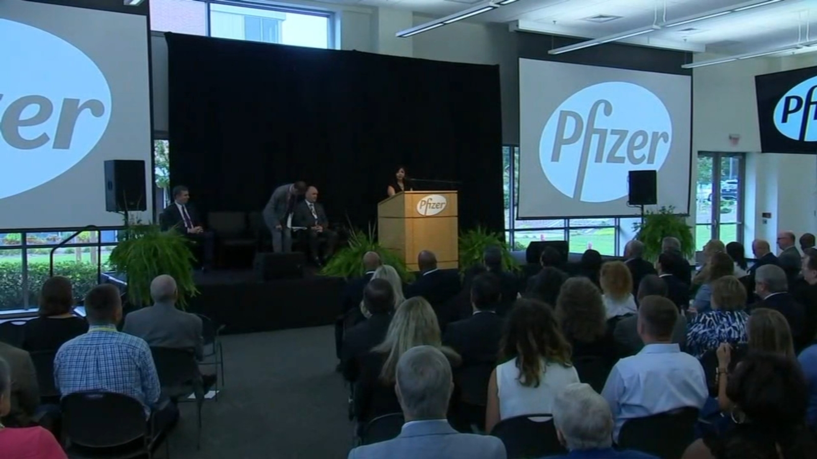 Pfizer announces 300 jobs planned for Lee County pharmaceutical campus