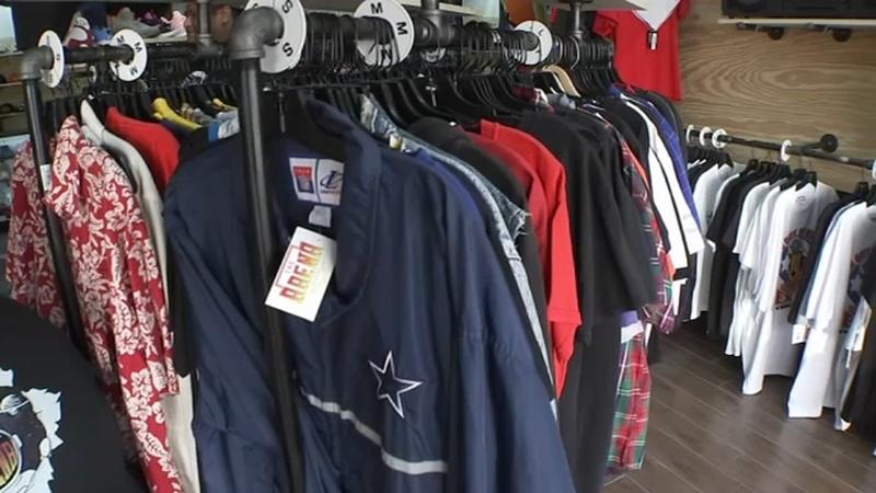 Vintage Shop In North Houston Bringing Back Old School