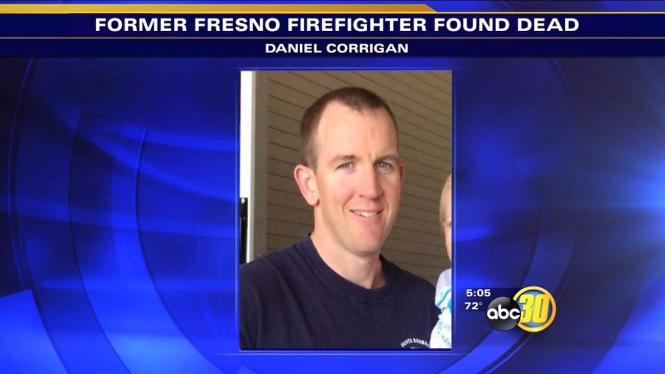 Former Fresno firefighter found dead in car in Santa Barbara