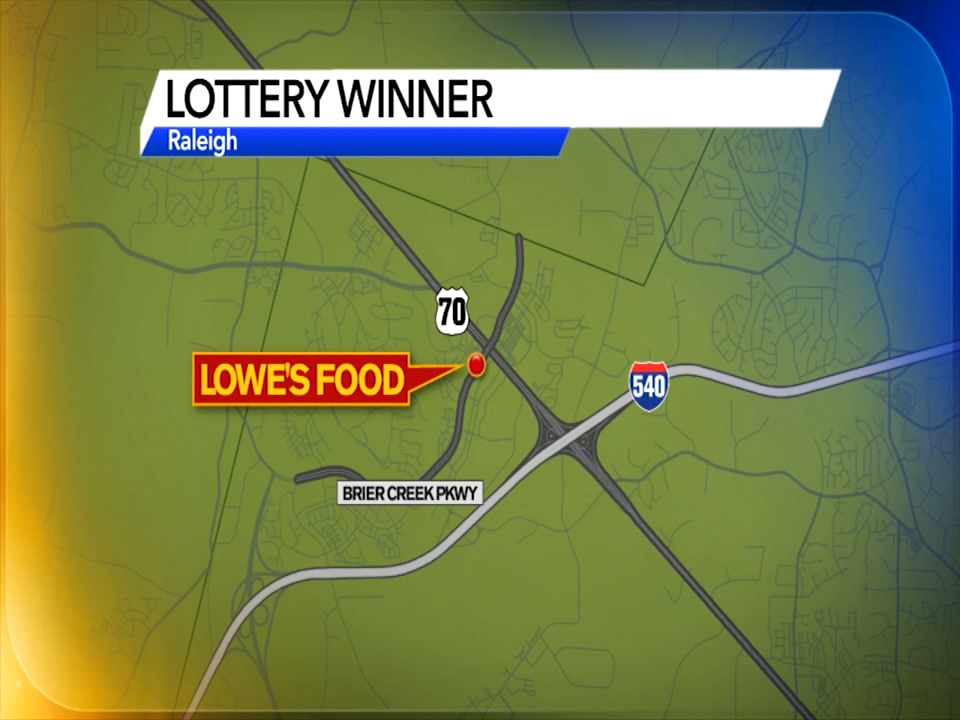 Straight zeroes pay $7 8M to winners in NC lottery draw