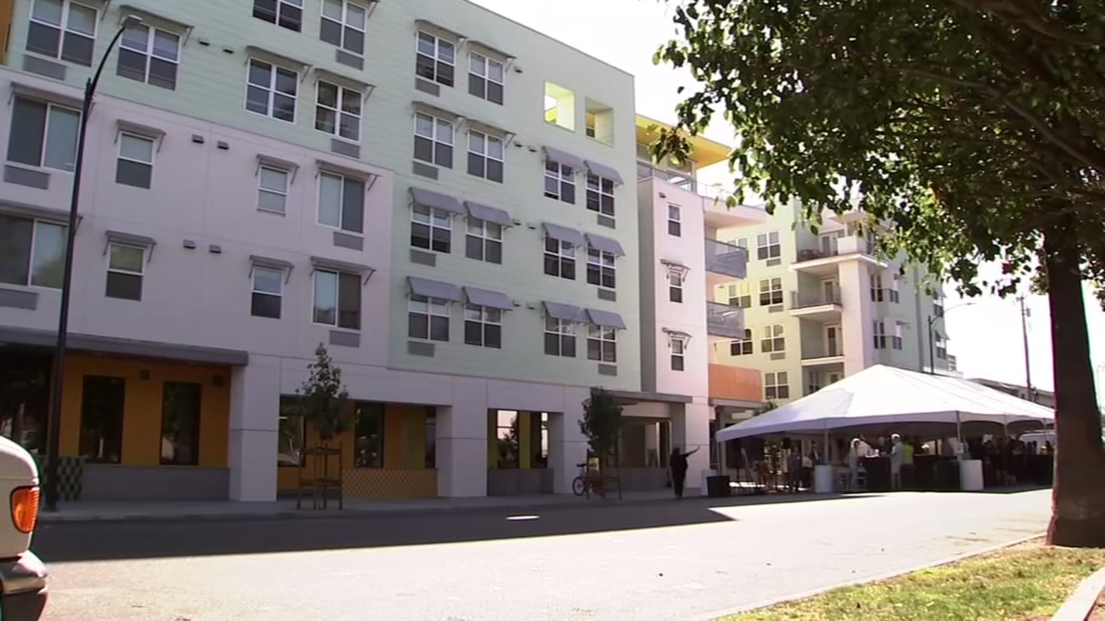 San Jose opens first affordable housing complex for the ...