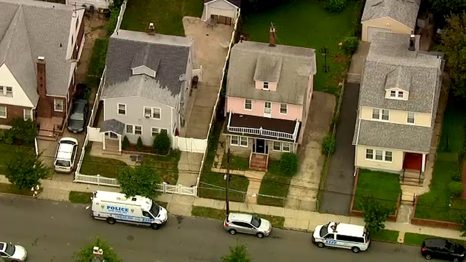 Woman found dead in Queens basement with throat cut, wrapped in bedding