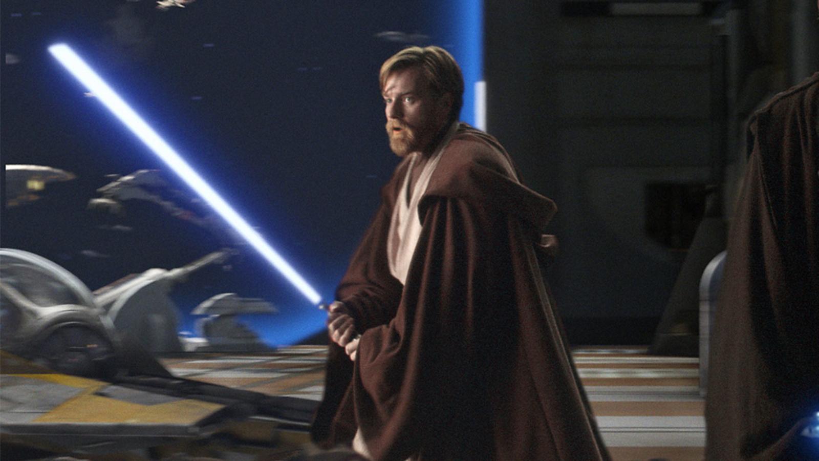 Ewan Mcgregor Obi Wan Kenobi Series Announced For Disney Streaming Service At D23 2019 Expo Abc7 New York
