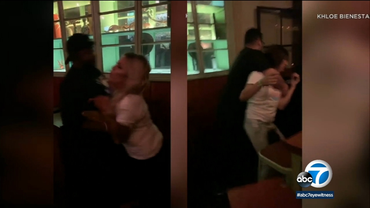 VIDEO: 2 trans women, gay man ejected from DTLA bar after alleged altercation with other group
