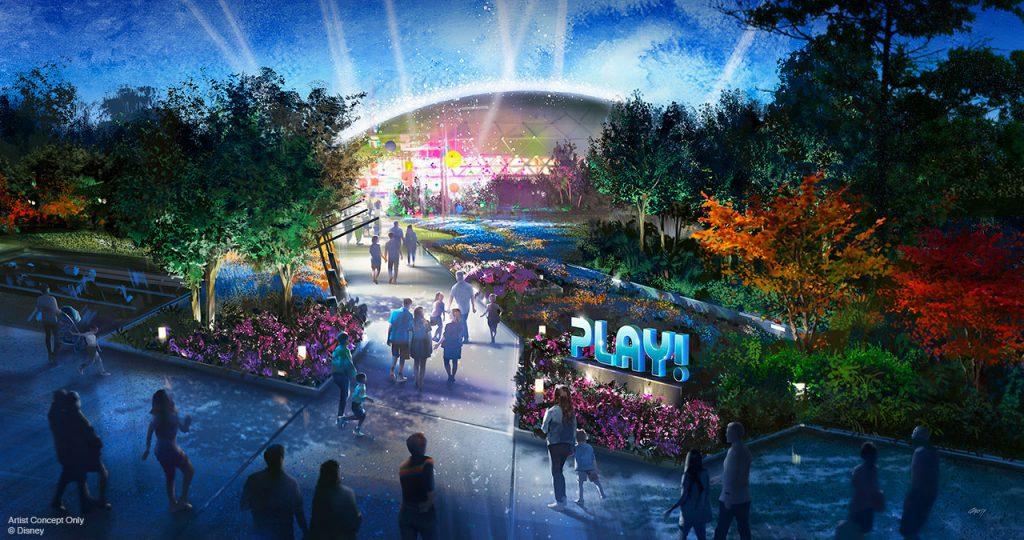 D23 theme park news: Epcot 'historic transformation