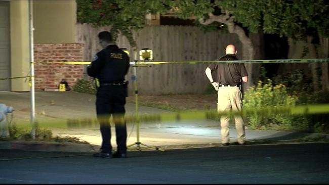 Officer involved shooting   abc7news com