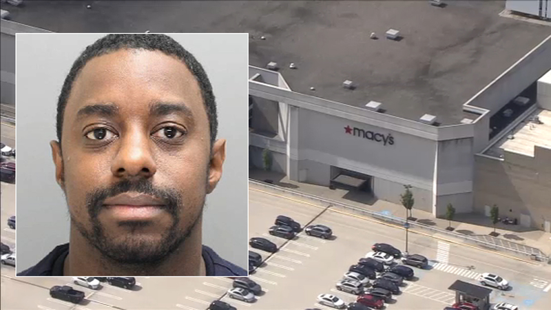Macy's theft suspect found hiding in ceiling, accused of stealing over  $7,000