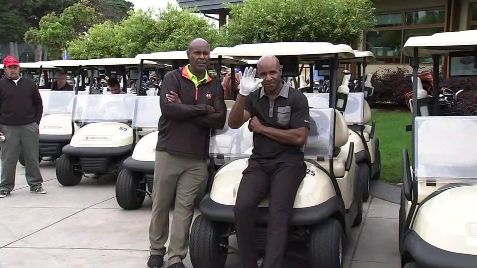 Former Giants carry on McCovey's legacy in San Francisco golf tournament