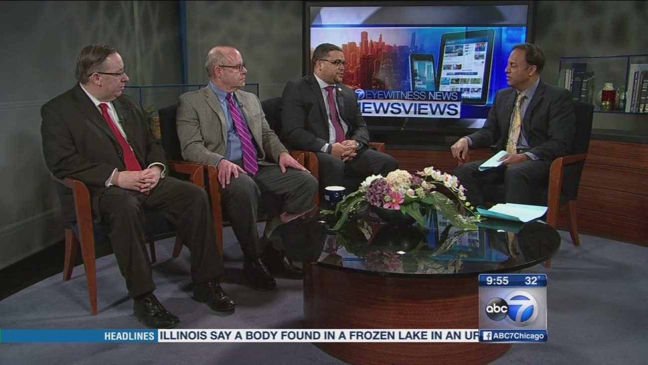 Newsviews: DuPage County Narcan program