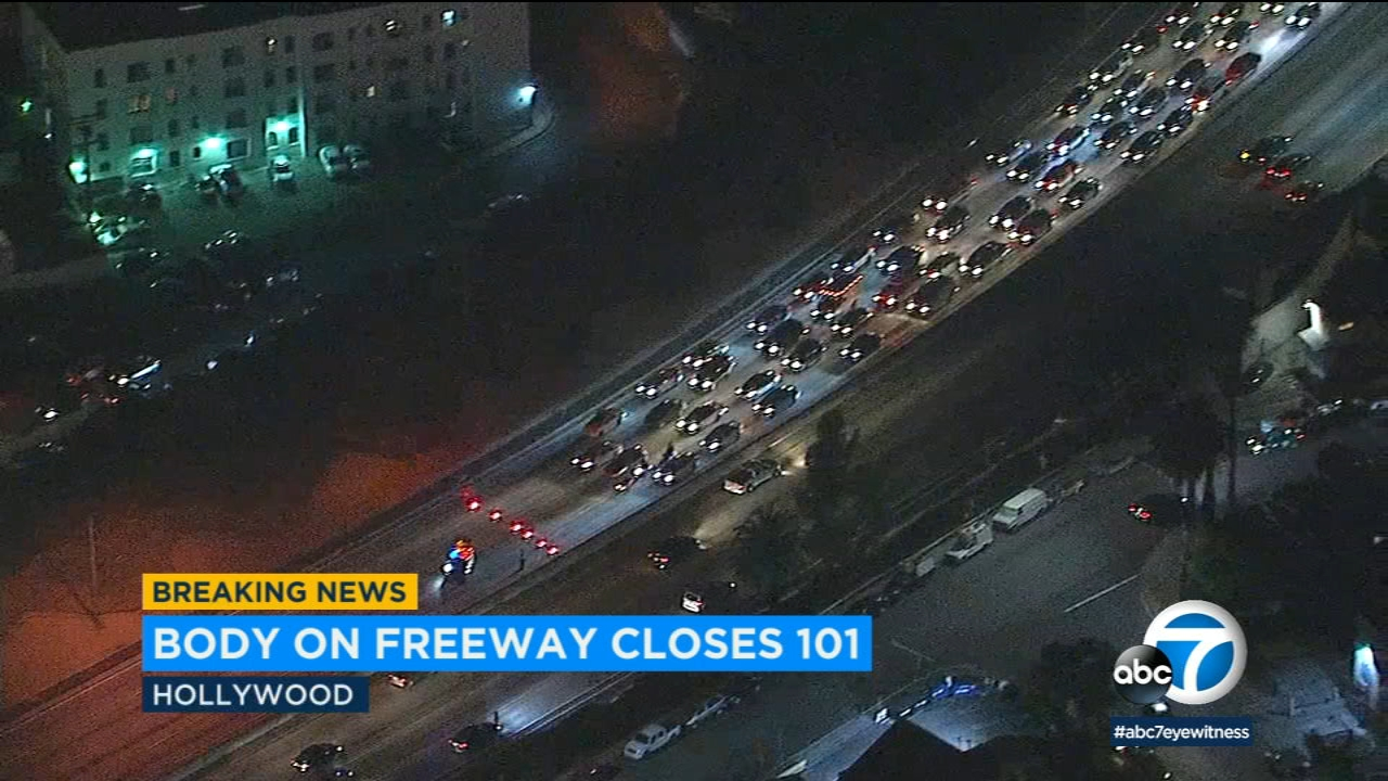 Los Angeles and Southern California Traffic | abc7 com