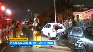 Hit and run | abc7 com