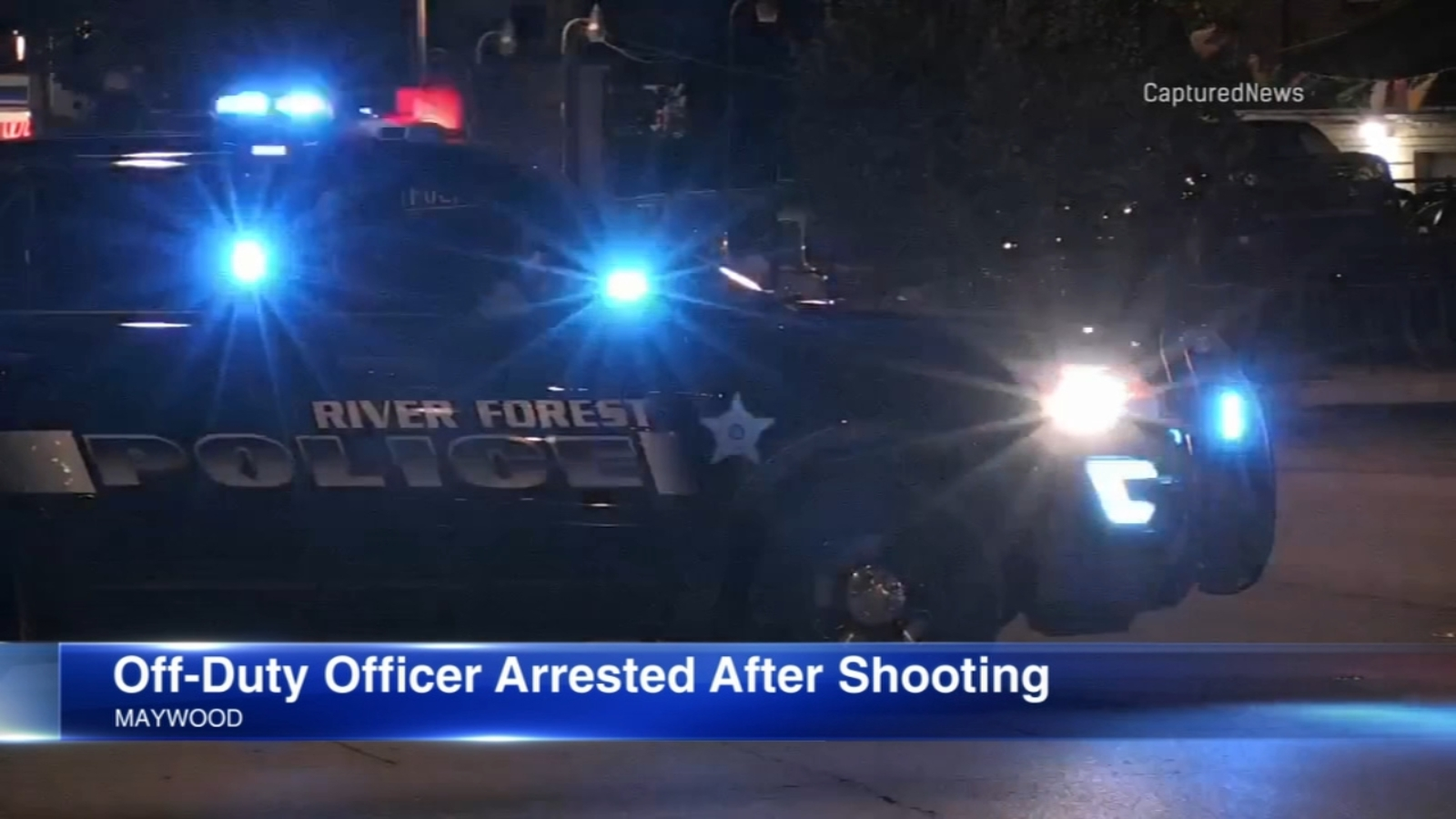 Melrose Park police officer in custody for off-duty fatal shooting in Maywood