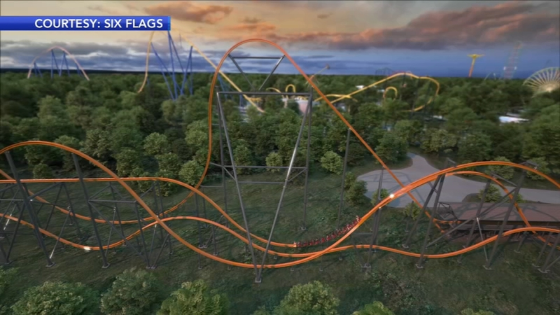 'Jersey Devil Coaster' to open next year at Six Flags