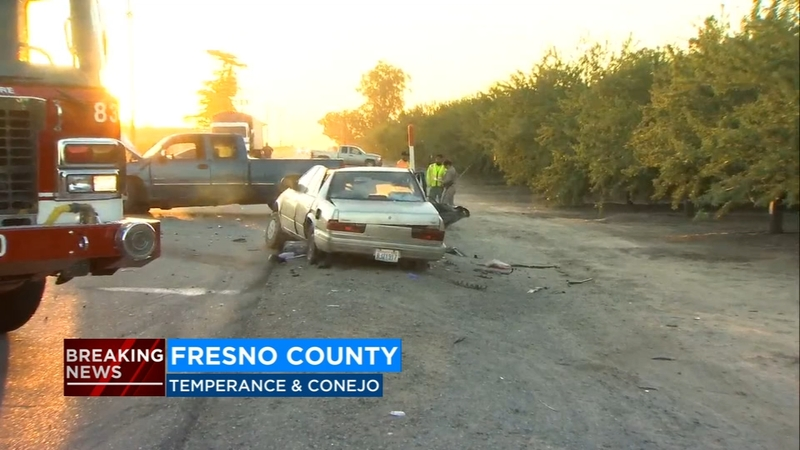 CHP investigating deadly crash in Fresno County
